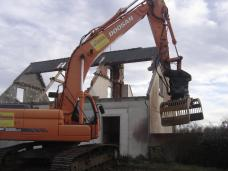 DEMOLITION - SCIAGE - DECONSTRUCTION - DEPOSE